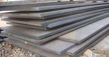 zdjęcie Hot Rolled Steel Plate - high manganese steel X120Mn12, 1.3401